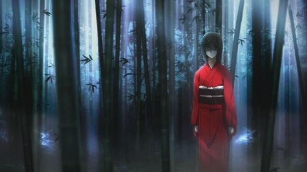 Murder Study pt.1: Ein Kimono, rot wie Blut.